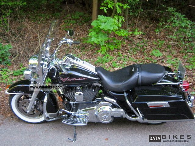 Harley Davidson  Road King FLHR Annerversery 105 years of Mod 2008 Chopper/Cruiser photo