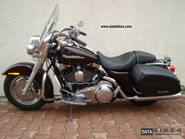2007 Harley Davidson  Road King Custom Injection Motorcycle Chopper/Cruiser photo
