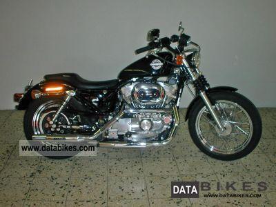 1994 Harley Davidson  XL 1200 Motorcycle Motorcycle photo