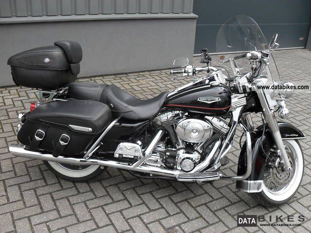 2006 Harley Davidson  ROAD KING CLASSIC FLHRCI Motorcycle Chopper/Cruiser photo