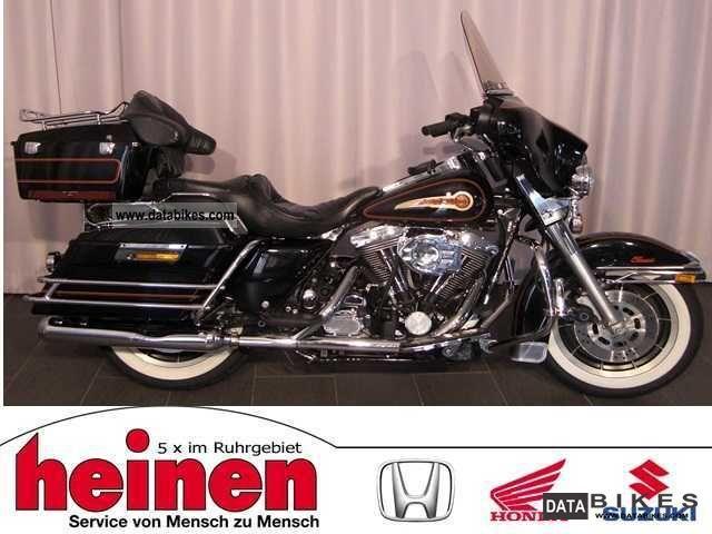 1994 Harley Davidson  ELECTRA GLIDE FLHTC 1400 Motorcycle Chopper/Cruiser photo