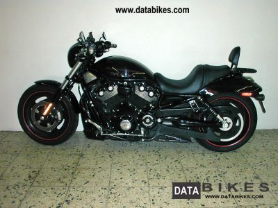 2008 Harley Davidson  VRSCDX Motorcycle Chopper/Cruiser photo