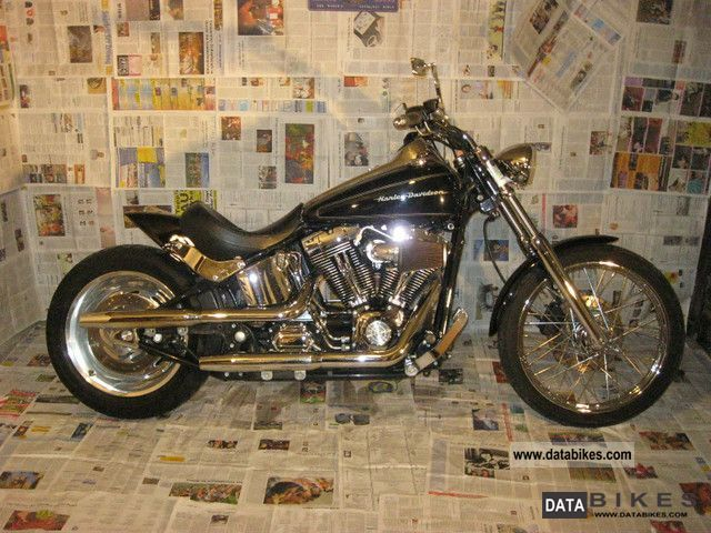 2004 Harley Davidson  Deuce Motorcycle Chopper/Cruiser photo