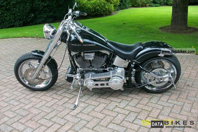 Harley Davidson  DIY 2004 Chopper/Cruiser photo
