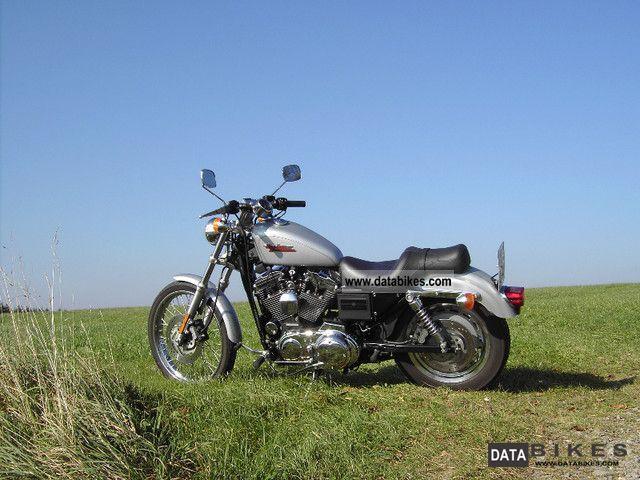 Harley Davidson  Sportster Custom XL1 2001 Chopper/Cruiser photo