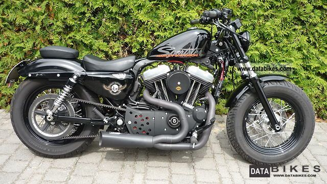 2010 Harley Davidson  Sportster Forty Eight Motorcycle Chopper/Cruiser photo