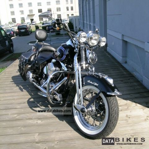 Harley Davidson  FLSTS Springer 1999 Chopper/Cruiser photo