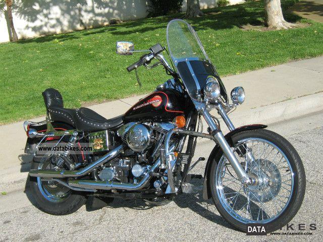 1995 Harley-Davidson Dyna Wide Glide Specs