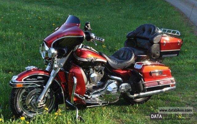 Harley Davidson  Electraglide Ultra Classic 2003 anniversary model 2003 Chopper/Cruiser photo