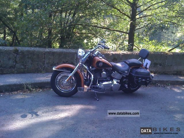 2008 Harley Davidson  Heritage softtr. Motorcycle Chopper/Cruiser photo