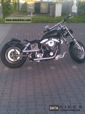 1978 Harley Davidson  Shovelheat Motorcycle Chopper/Cruiser photo