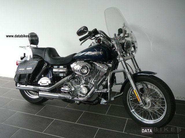 2008 Harley Davidson  Dyna Super Glide Custom FXDC * Touring * Motorcycle Chopper/Cruiser photo