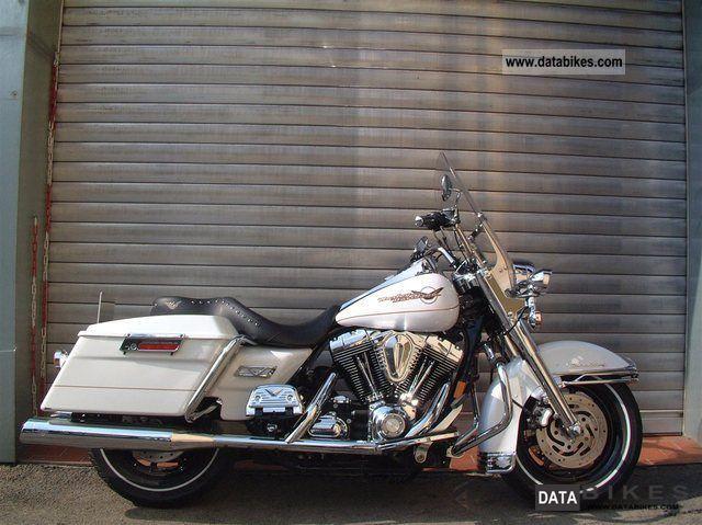 2007 Harley Davidson  FLHR Road King Motorcycle Chopper/Cruiser photo