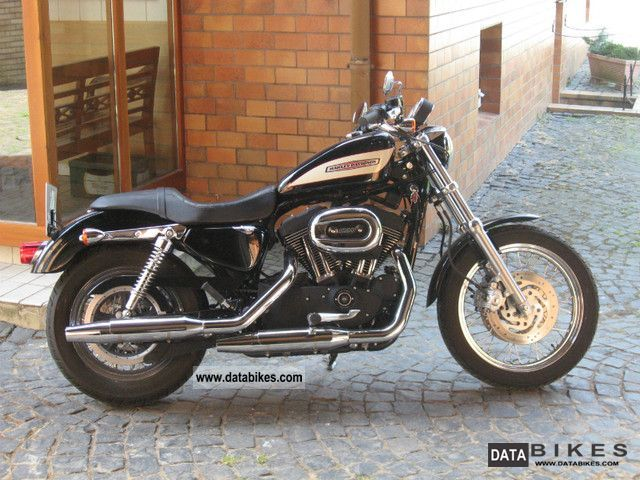 2006 Harley Davidson  XL 1200 R Motorcycle Chopper/Cruiser photo