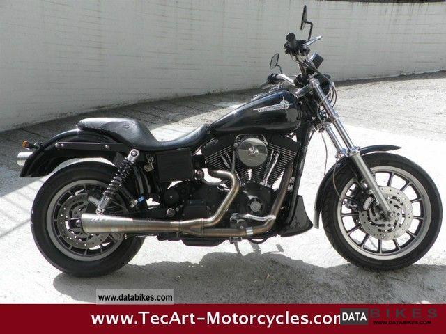 2000 Harley Davidson  2000 FXD Dyna Superglide Sport - Black Motorcycle Chopper/Cruiser photo