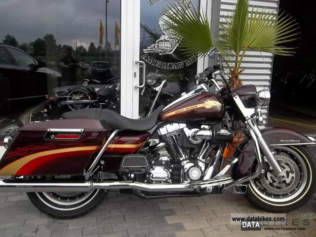 Harley Davidson  SE Road King ABS style 2008 Motorcycle photo