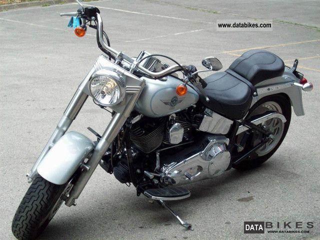 2005 Harley Davidson  Fat Boy Motorcycle Chopper/Cruiser photo