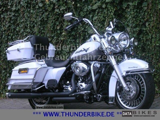 2009 Harley Davidson  FLHRC Road King Classic - Thunderbike Motorcycle Chopper/Cruiser photo