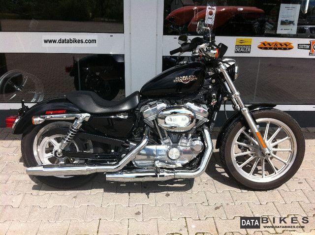Harley Davidson  Sportster XL883 Low 2009 Chopper/Cruiser photo