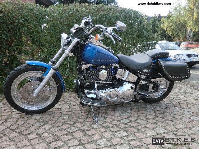 Harley Davidson  Softail Custom 1998 Chopper/Cruiser photo