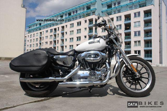 2007 Harley Davidson  XL1200L Motorcycle Chopper/Cruiser photo