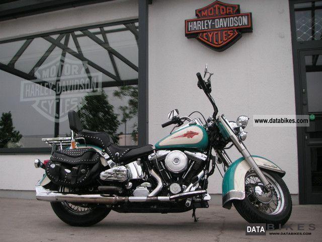 Harley Davidson  Softail Heritage Classic FLSTC 1991 Chopper/Cruiser photo