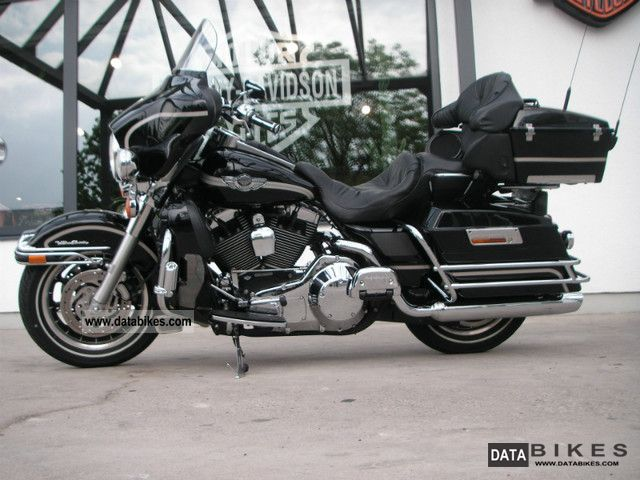 2003 Harley Davidson  Ultra Classic Electra Glide FLHTCU Motorcycle Chopper/Cruiser photo