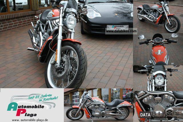 2008 Harley Davidson  V-ROD Motorcycle Chopper/Cruiser photo