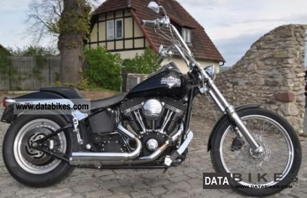 Harley Davidson  Softail 2003 Chopper/Cruiser photo