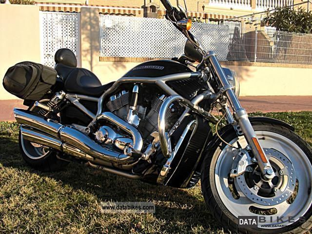 2007 Harley Davidson  VRSC V-Rod Motorcycle Chopper/Cruiser photo