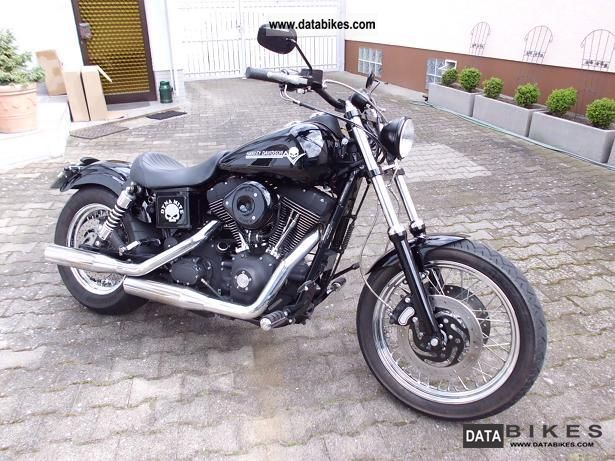 2001 Harley Davidson  FXDX Dyna Super Glide Sport Motorcycle Chopper/Cruiser photo