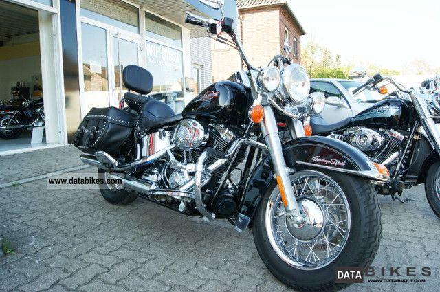 2008 Harley Davidson  FLSTC, Heritage Softail 1.Hand Motorcycle Chopper/Cruiser photo
