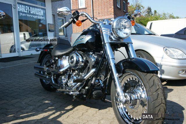 Harley Davidson  FLSTFI, FAT BOY \ 2010 Chopper/Cruiser photo
