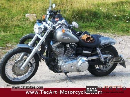 2007 Harley Davidson  2007er FXD Dyna Superglide Custom-k.Heck/PENZL Motorcycle Chopper/Cruiser photo