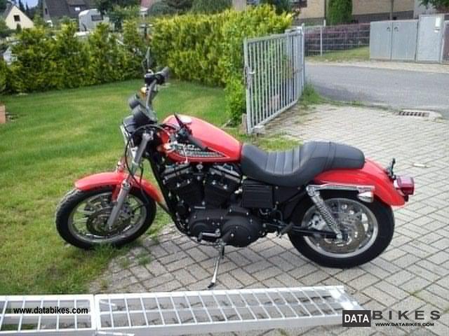2002 Harley Davidson  Sportster XL 883 R Motorcycle Motorcycle photo