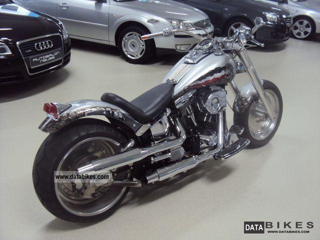 2008 Harley Davidson  Custom Softtail complex conversion Motorcycle Chopper/Cruiser photo