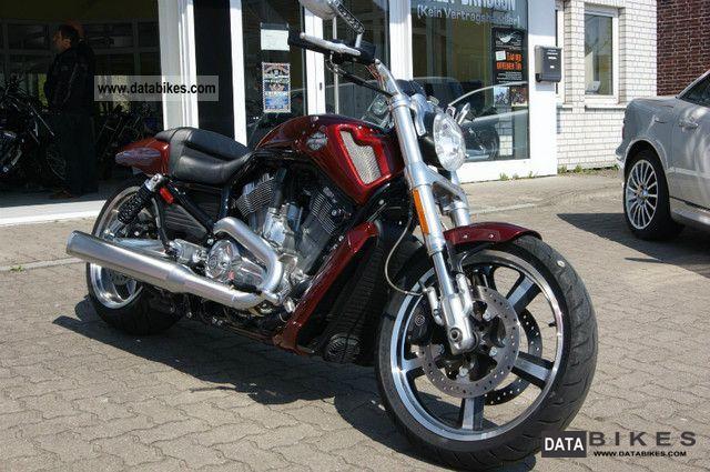 2010 Harley Davidson  V-ROD MUSCLE VRSCF, 1.Hand, 2357km Motorcycle Chopper/Cruiser photo