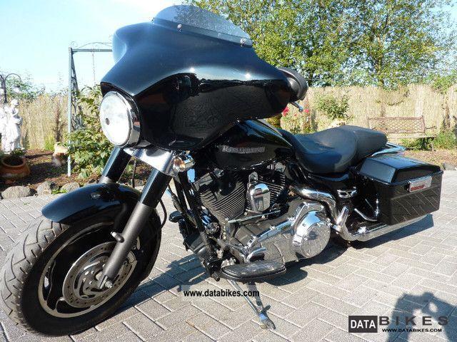 2007 Harley Davidson  FLHX Street Glide Motorcycle Tourer photo