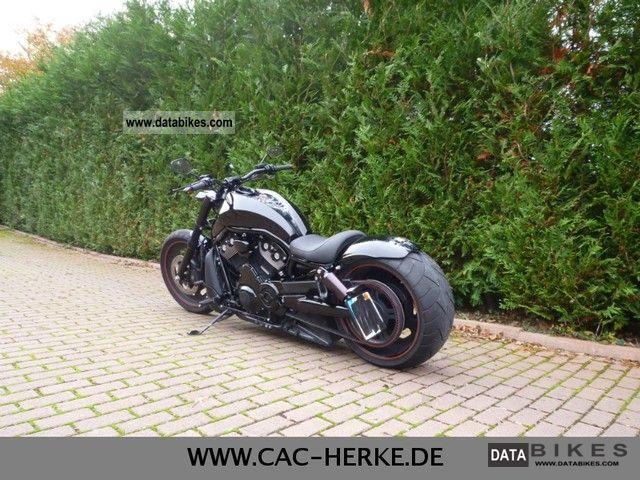 Harley Davidson  Night Rod - NLC CONVERSION - AIRSYSTEM - mint condition 2009 Chopper/Cruiser photo