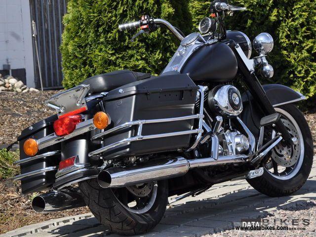 Harley Police Road King Harley Davidson Road King