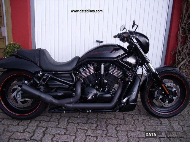 2008 Harley Davidson  Night Rod Special VRSCDXA Motorcycle Sport Touring Motorcycles photo