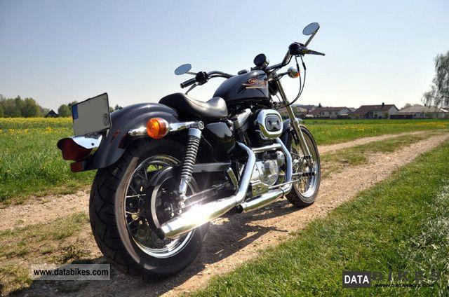 Harley Davidson  Sportster 883 XL / 2 Custom remodeling 1997 Chopper/Cruiser photo