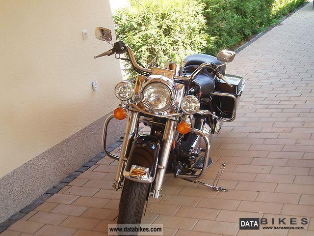 1995 Harley Davidson  FLT Road King Motorcycle Chopper/Cruiser photo