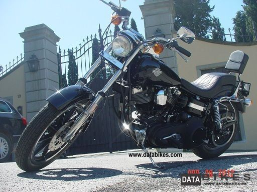1983 Harley Davidson  Shovel FXSB Motorcycle Chopper/Cruiser photo