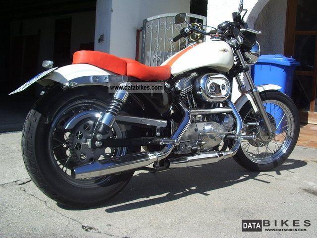 Harley Davidson  XLH 883 1991 Chopper/Cruiser photo