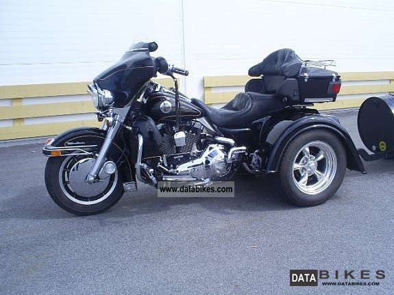 1998 Harley Davidson  Ultra Classic - top condition! Motorcycle Trike photo