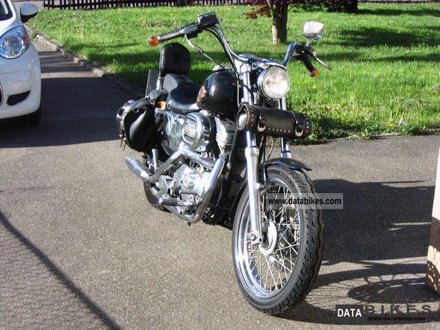 Harley Davidson  XL 2 1989 Chopper/Cruiser photo