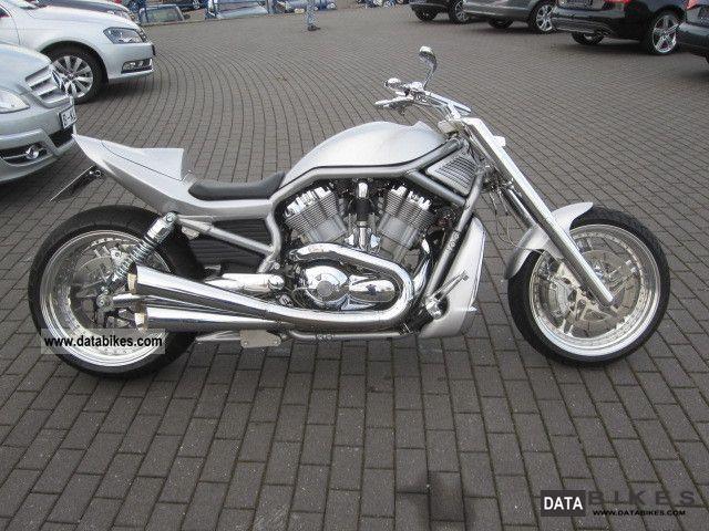 2008 Harley Davidson  V-Rod Thunderbike HOT ROD * unique * Motorcycle Dirt Bike photo