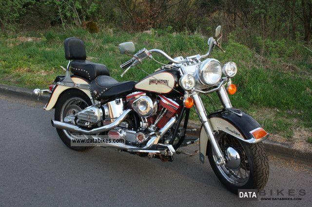 1989 Harley Davidson FLSTC Heritage Softail Clic