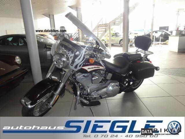 2006 Harley Davidson  Heritage Softail Classic FLSTCI Motorcycle Chopper/Cruiser photo